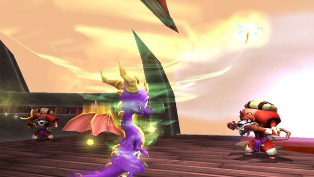 The Legend of Spyro: The Eternal Night Screenshot 1
