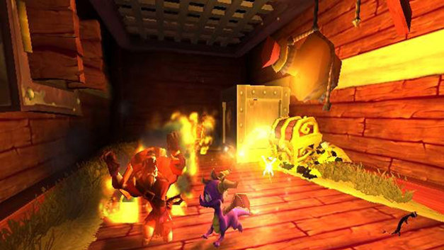 The Legend of Spyro: The Eternal Night Screenshot 4