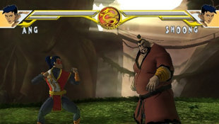 Legend of the Dragon Screenshot 6