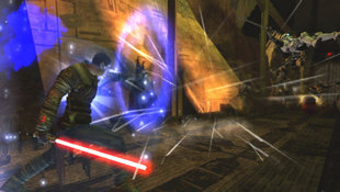 Star Wars: The Force Unleashed Screenshot 3
