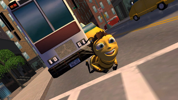 Bee Movie™ Game Screenshot 1