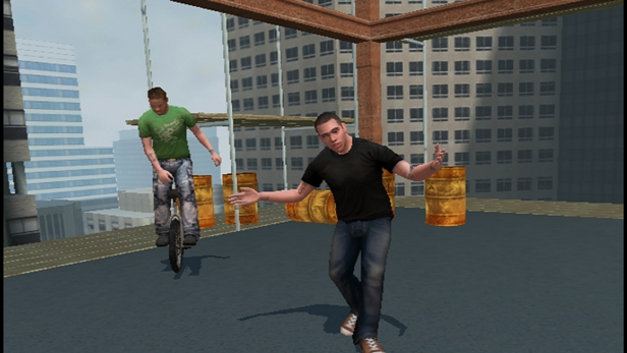 Jackass™: The Game Screenshot 1