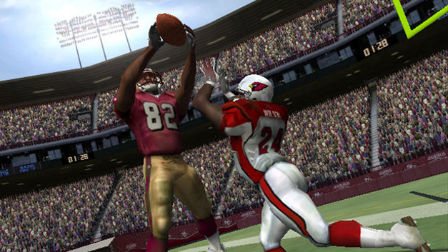 Madden NFL 08 Screenshot 1