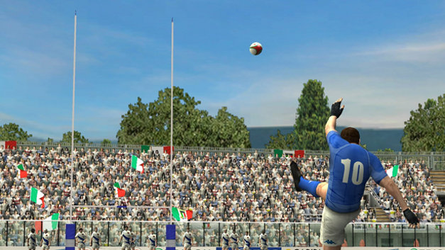 Rugby 08 Screenshot 1