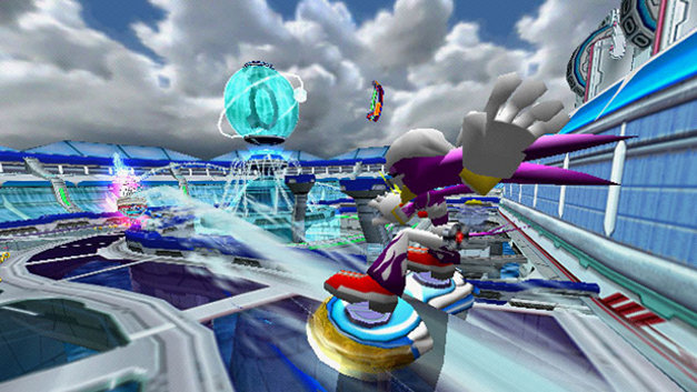 Sonic Riders: Zero Gravity Screenshot 1