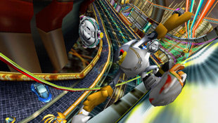 Sonic Riders: Zero Gravity Screenshot 2