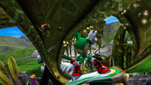 Sonic Riders: Zero Gravity Screenshot 3