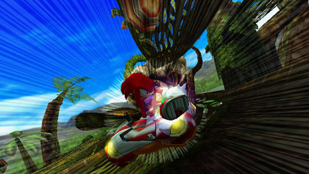 Sonic Riders: Zero Gravity Screenshot 4