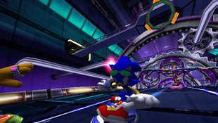Sonic Riders: Zero Gravity Screenshot 6