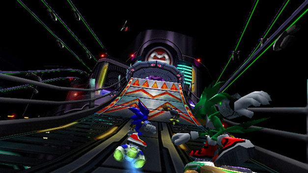 Sonic Riders: Zero Gravity Screenshot 7