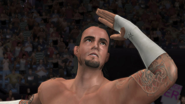 WWE Smackdown! vs Raw 2008 Screenshot 4