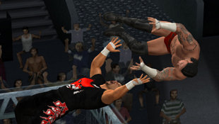WWE Smackdown! vs Raw 2008 Screenshot 12