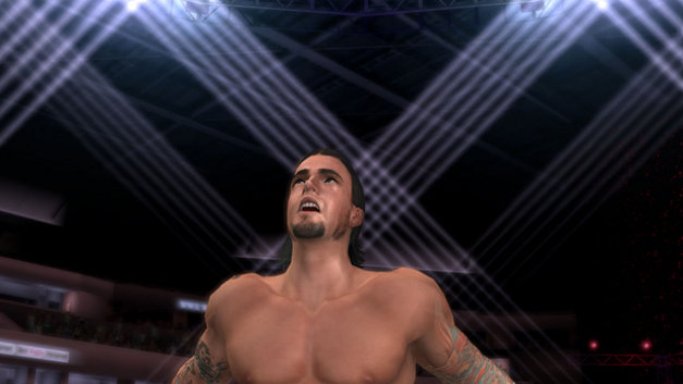 WWE Smackdown! vs Raw 2008 Screenshot 16