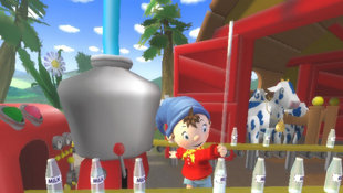 Noddy and the Magic Book Screenshot 2