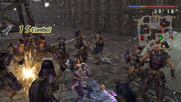 Warriors Orochi Screenshot 4