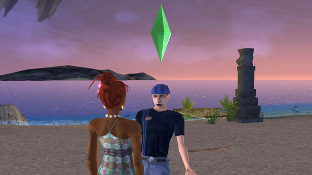 The Sims 2: Castaway Screenshot 4
