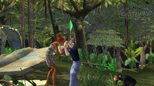 The Sims 2: Castaway Screenshot 5