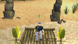 The Sims 2: Castaway Screenshot 6