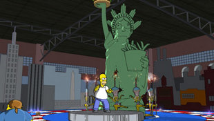 The Simpsons Game Screenshot 2