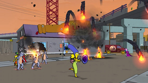 The Simpsons Game Screenshot 4