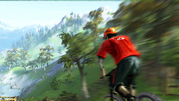 Mountain Bike Adrenaline Screenshot 4