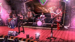 Guitar Hero® III: Legends of Rock Screenshot 2