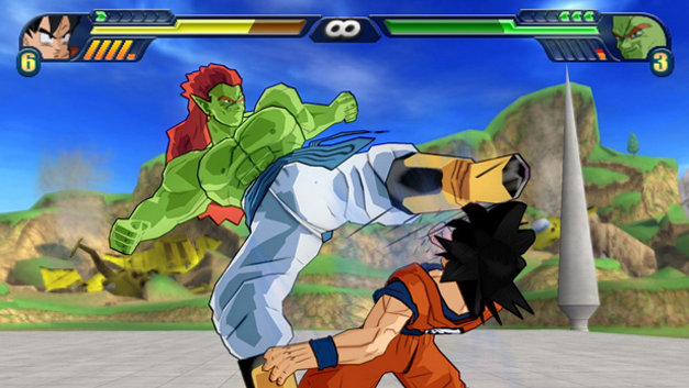 Dragon Ball Z: Budokai Tenkaichi 3 Game | PS2 - PlayStation