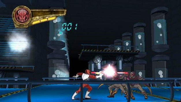 Power Rangers: Super Legends Screenshot 1