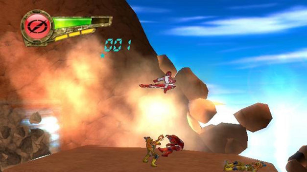 Power Rangers: Super Legends Screenshot 4