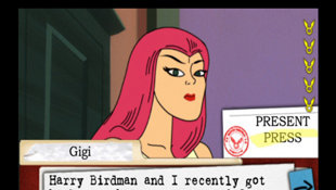 Harvey Birdman: Attorney at Law Screenshot 3