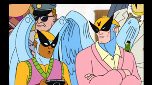 Harvey Birdman: Attorney at Law Screenshot 5