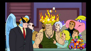 Harvey Birdman: Attorney at Law Screenshot 6