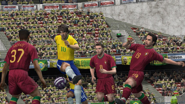 Pro Evolution Soccer 2008 Screenshot 1