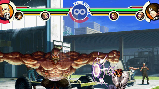 The King of Fighters XI Screenshot 10