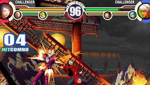 The King of Fighters XI Screenshot 3