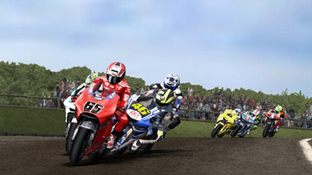 MotoGP 07 Screenshot 7