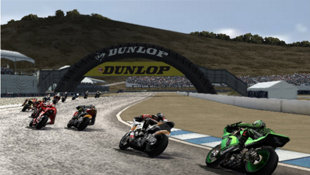 MotoGP 07 Screenshot 9
