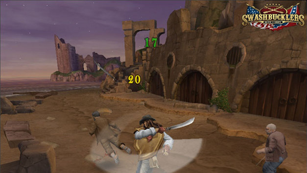 Swashbucklers: Blue vs Grey Screenshot 1