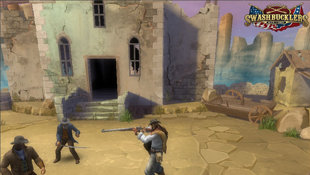 Swashbucklers: Blue vs Grey Screenshot 2