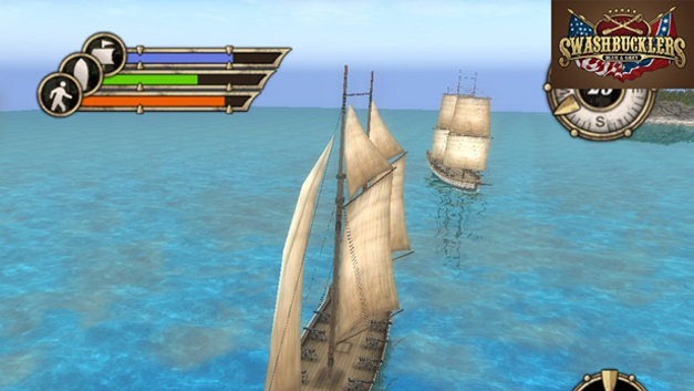 Swashbucklers: Blue vs Grey Screenshot 4