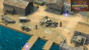 Swashbucklers: Blue vs Grey Screenshot 6