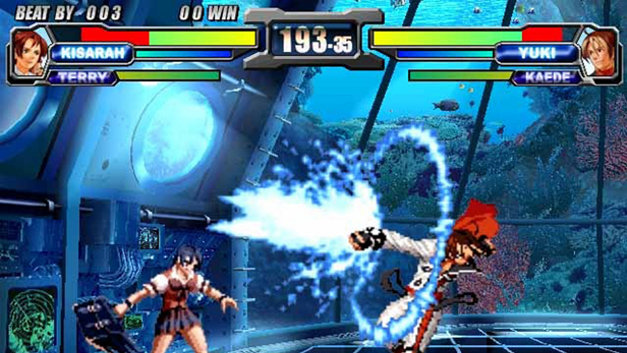 NeoGeo Battle Coliseum Screenshot 4