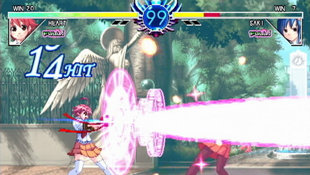 Arcana Heart Screenshot 8