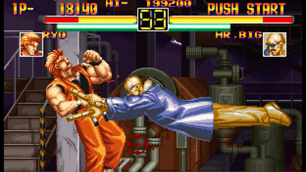 SNK Arcade Classics Volume 1 Screenshot 10