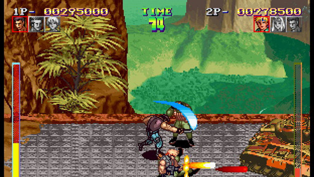 SNK Arcade Classics Volume 1 Screenshot 1
