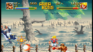 SNK Arcade Classics Volume 1 Screenshot 6
