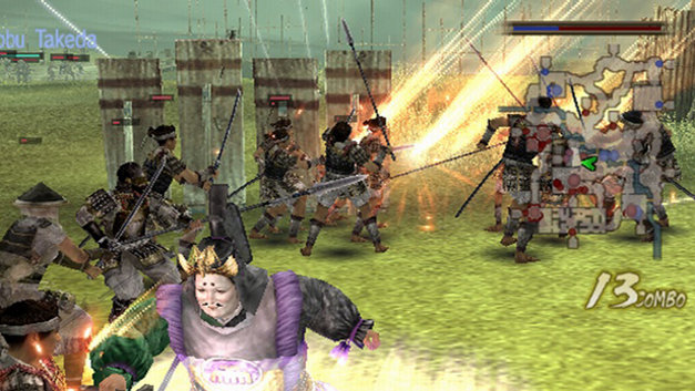 Samurai Warriors 2: Xtreme Legends Screenshot 1