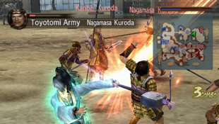 Samurai Warriors 2: Xtreme Legends Screenshot 6