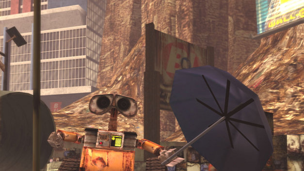 WALL-E Screenshot 7