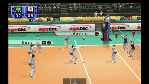 Women's Volleyball Championship Screenshot 1